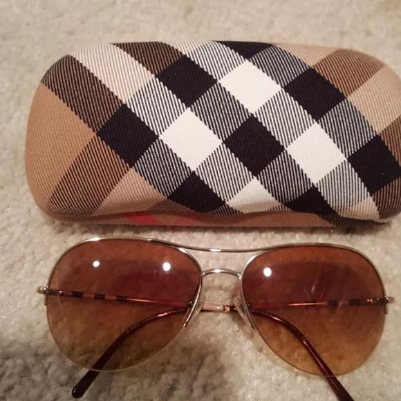 2fbd561a9a8a Burberry Accessories - 🦋Final Sale🦋 Authentic Burberry Sunglasses